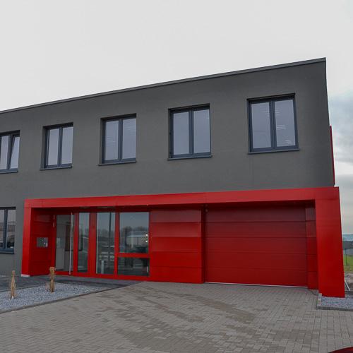 Firmenzentrale Preußisch Oldendorf