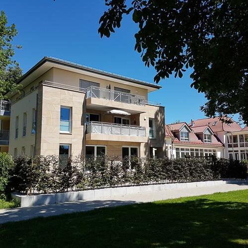 Wohn- und Geschäftshaus mit KITA Melle