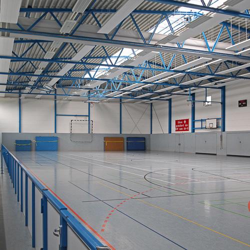 Sporthalle Melle