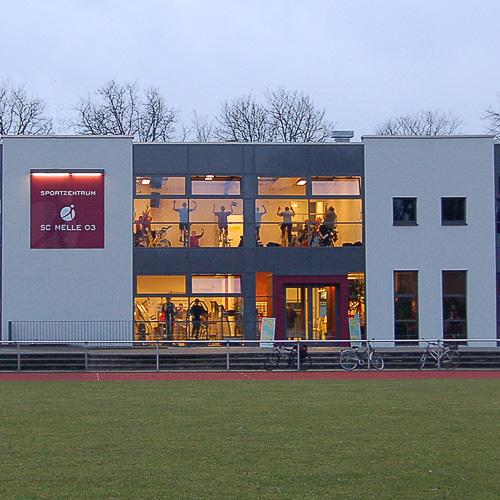 Sportzentrum SC Melle 03