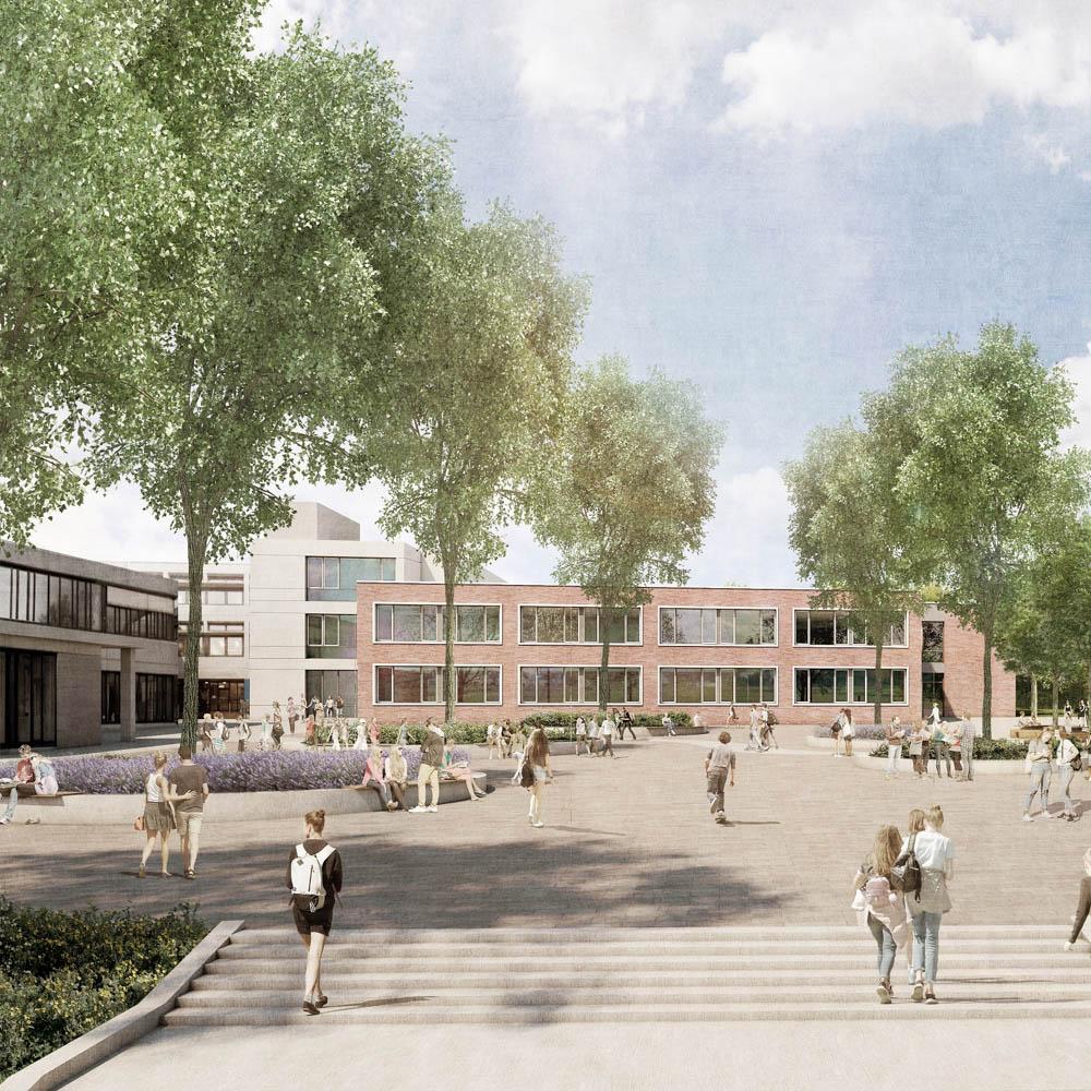 Wettbewerb Johannes-Vincke-Schule Belm